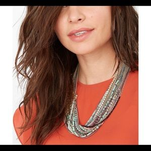 Stella & Dot Mae Statement Necklace